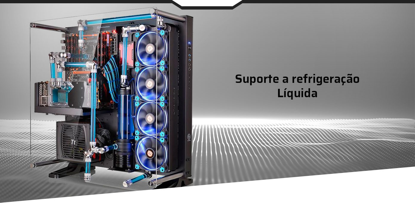 Gabinete Thermaltake P5 Core