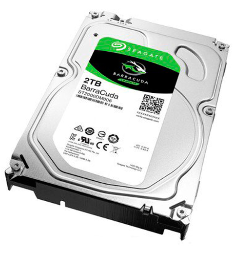HD BarraCuda 2TB Seagate