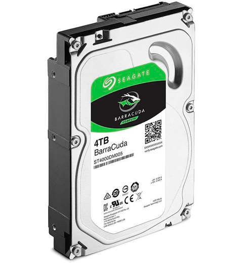 HD BarraCuda 4TB Seagate