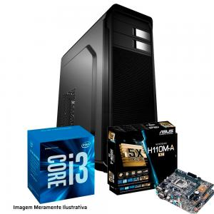 PC GAMER INTEL i3 7100 GTX1050TI  H110  HD1TB 8GB DDR4