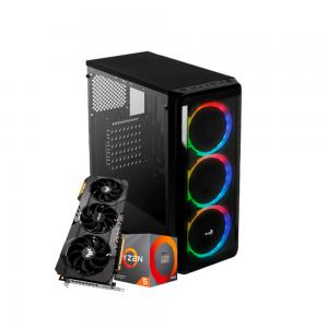 PC AMD Ryzen 5 3600 + RTX 2080 SUPER 8GB + 16GB RAM + SSD 240GB