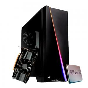 PC Hero 12S Ryzen 5 3400G A320 Video RTX 2060 Super HD 1TB