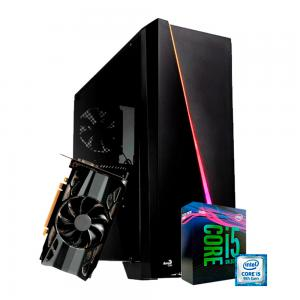 PC Hero 13S Intel i5 9400F H310 Vídeo RTX 2060 Super 8GB HD 1TB