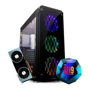 PC Pro Gamer 3 Intel 9 9900 Z390 Vídeo RTX 2080 HD 2TB