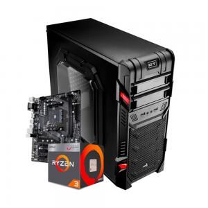 PC Start 12 Ryzen 3 3200G A320 8GB HD 1TB