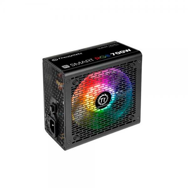Fonte Thermaltake Smart RGB 700W 80 Plus PFC Ativo