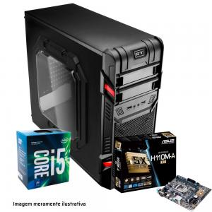 Computador Intel Core i5 7400 H110 8GB DDR4 1050TI 4GB