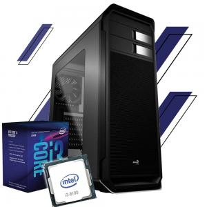 Imagem do Produto Pc Gamer Intel Core i3 8100, H310, 8GB DRR4, GTX 1050 2GB, HD 1 TB, FONTE 500W